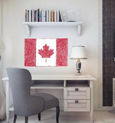 https://creativesilhouettes.ca/wp-content/uploads/2015/04/CanadianFlagDoodle_600x600_bedroom_red-375x400.jpg