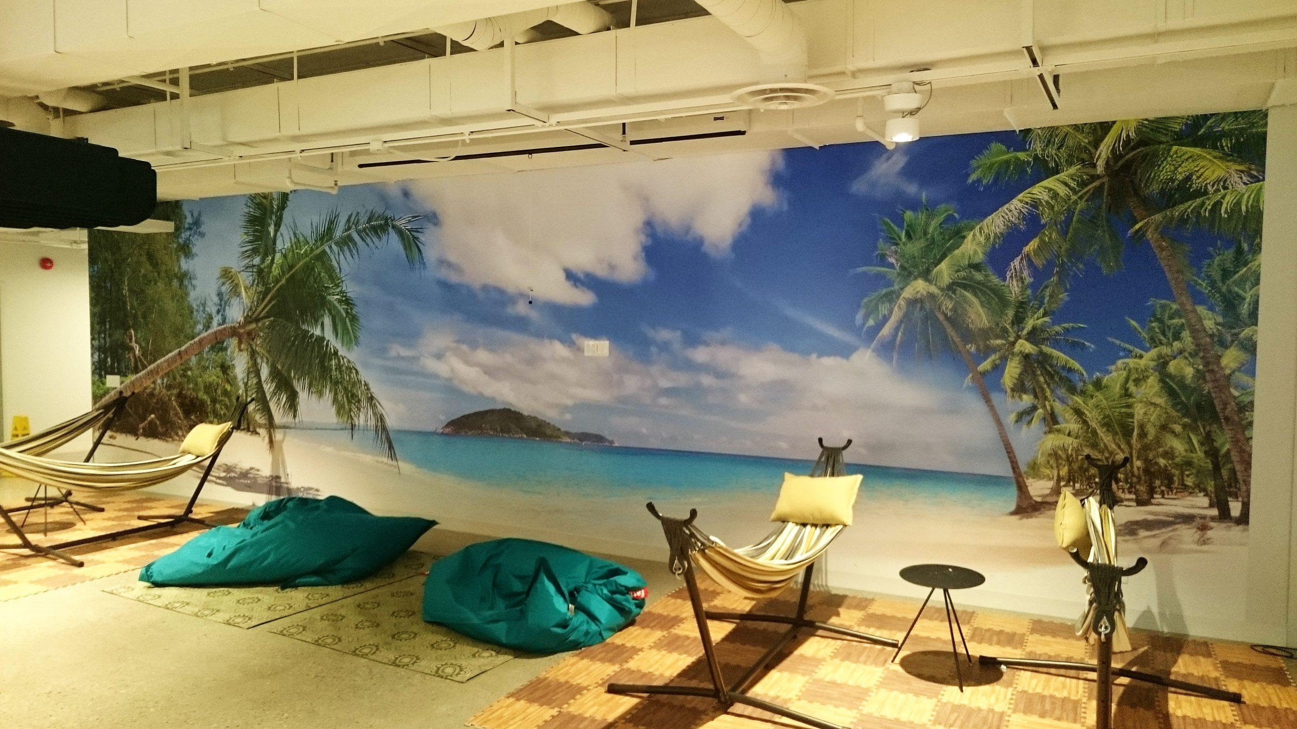 Wall Murals, Wall Graphics or Wallpaper?