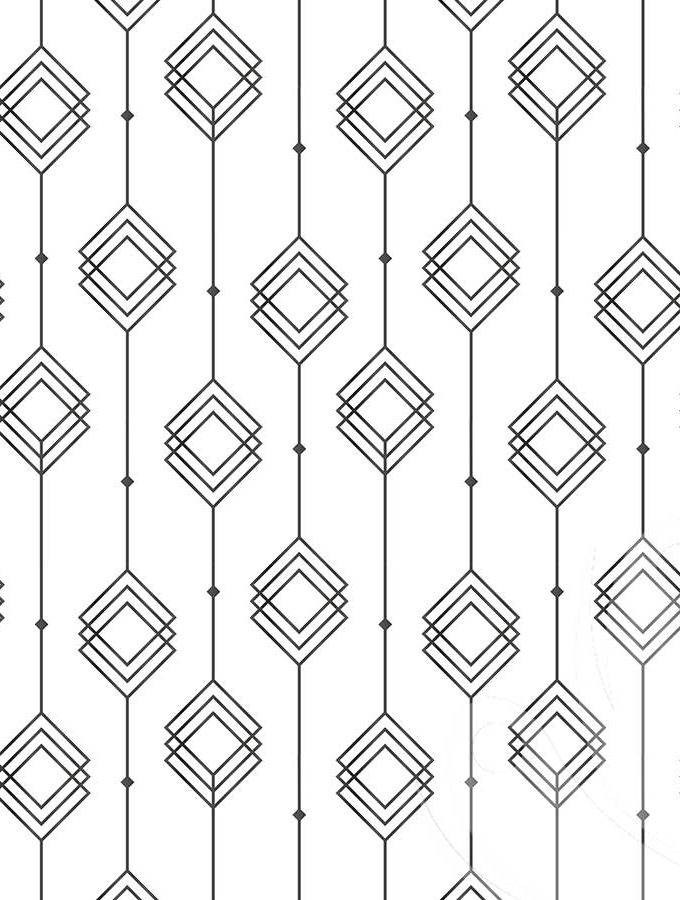 Rhombus Wallpaper Pattern