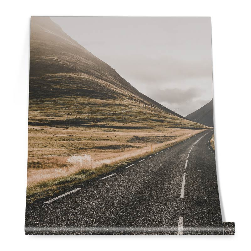 Lonely Road Wall Graphic