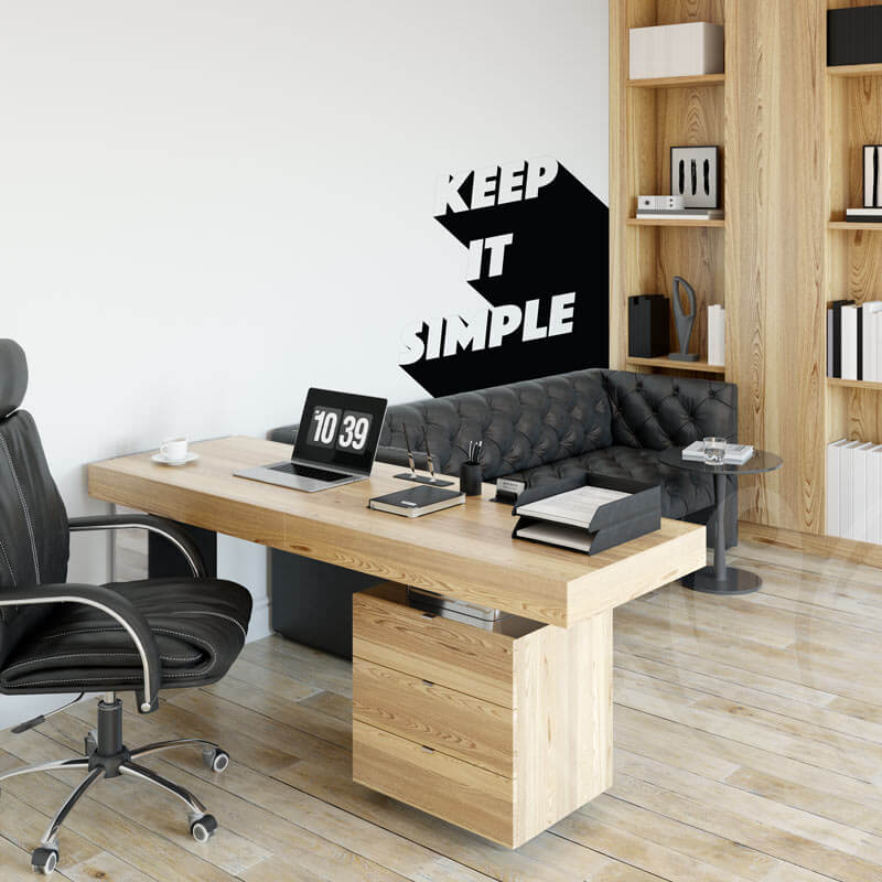 Keep it simple motivational quote