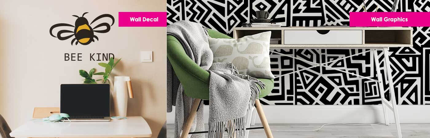 Wall Decals and Wall Graphics