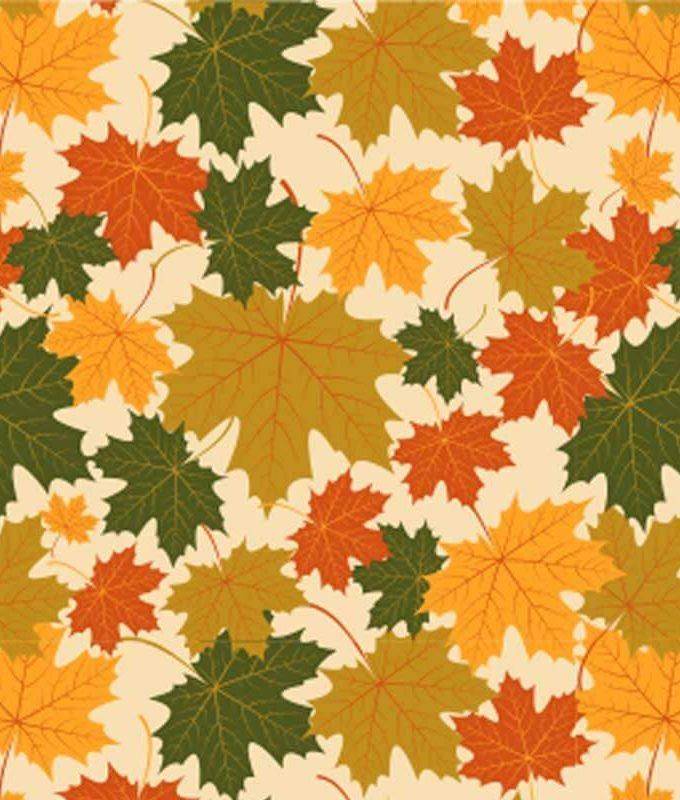 Fall Pattern Wallpaper Pattern