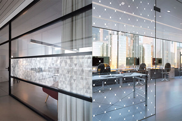 Visually appealing window films