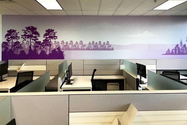 Landscape Wall Graphics