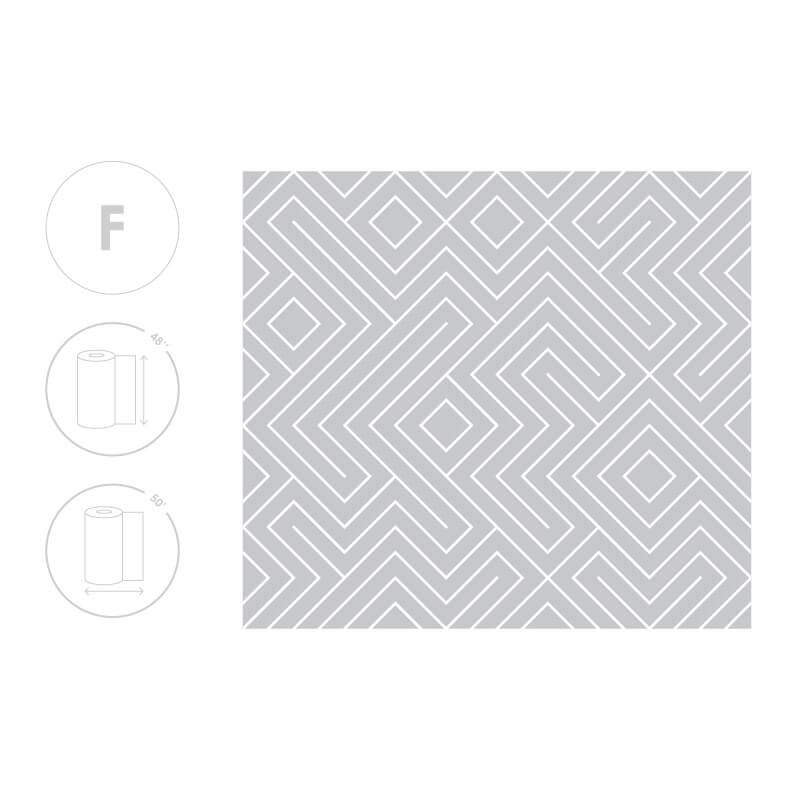 Modern Abstract Pattern Film Size