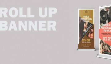 How roll-up banners help in advertising?