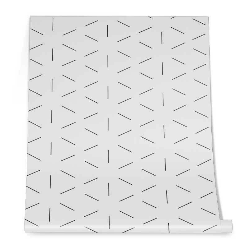 Star Cross Wallpaper Roll