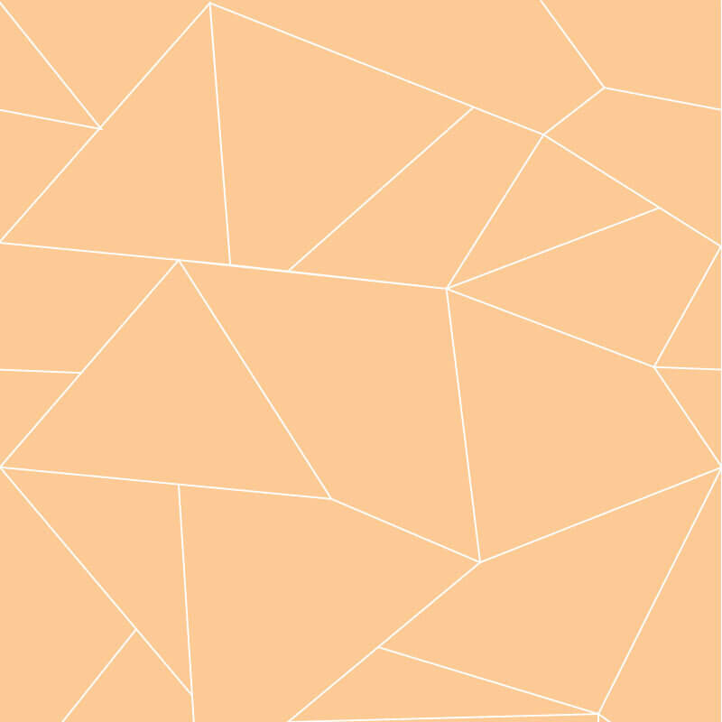 Triangle Pattern Wall Graphic
