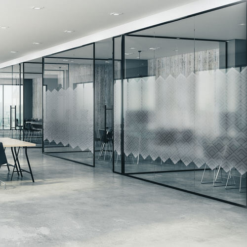 Frosted Film for office