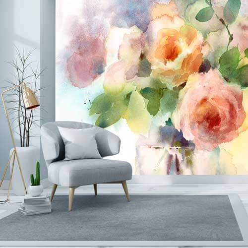 Floral Wall Graphics