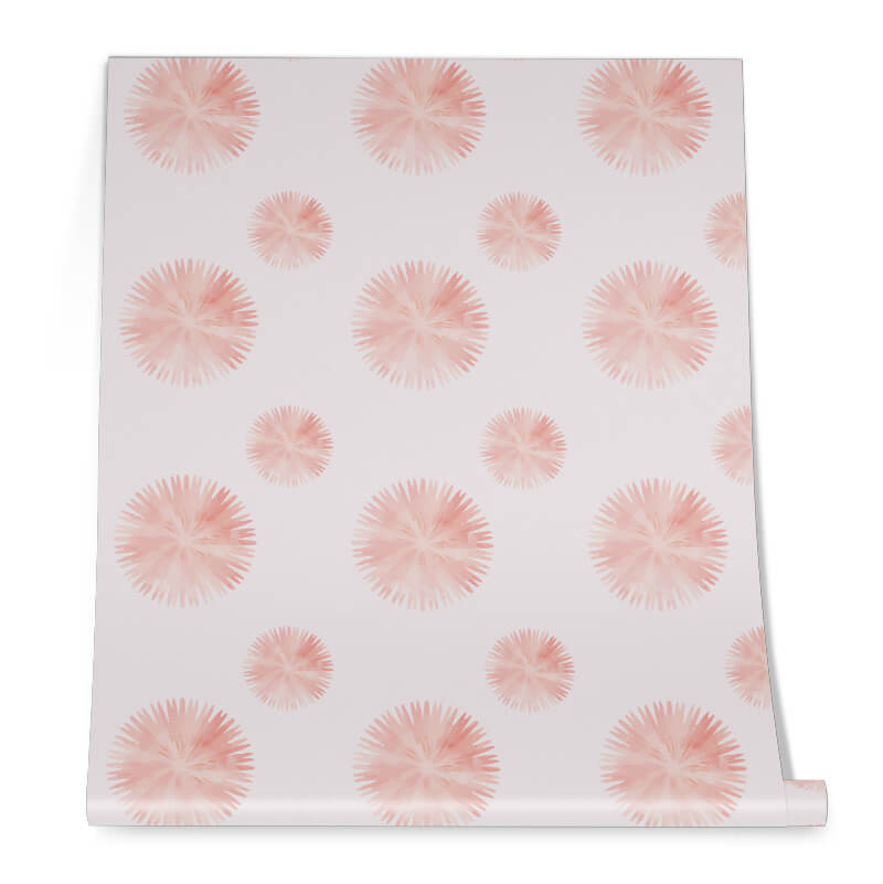 Tiny Floral Wall Graphic Roll