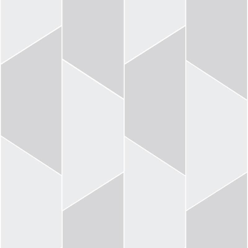 Trapezoid Wall Graphic Pattern