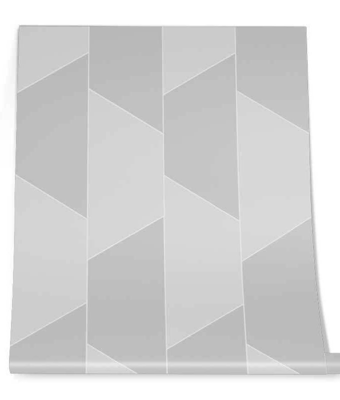 Trapezoid Wall Graphic Roll