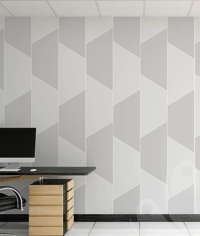 Trapezoid Wall Graphic