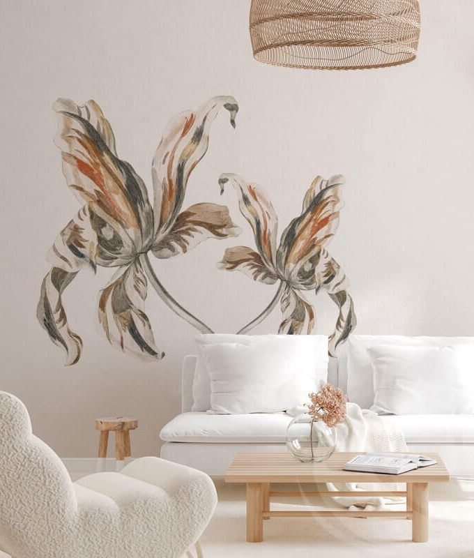 Blossom Flower Wall Decal