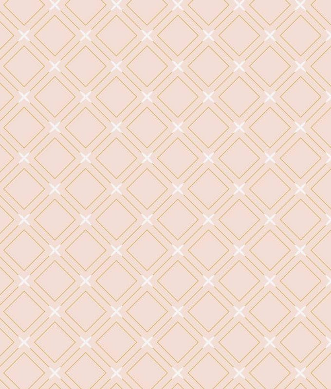 Pastel Tile Wall Graphic Pattern