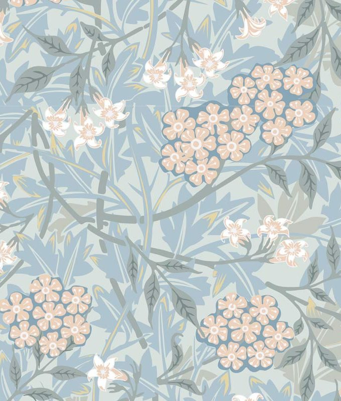 Plant Pastel Flower Graphic Pattern