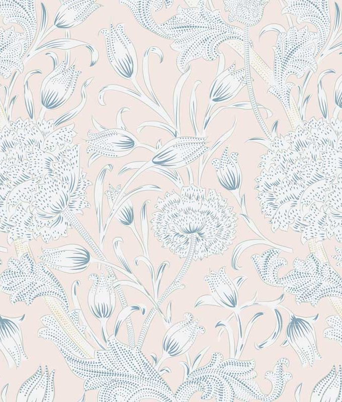 Plant Pastel Pattern