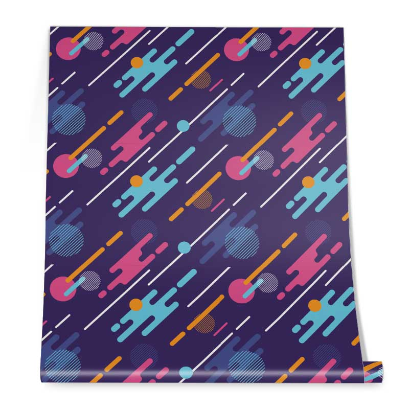 Abstract Dynamic Pattern Roll