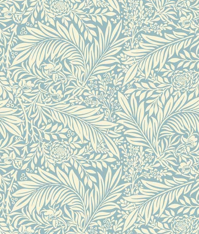 Plant Pastel Graphic Pattern