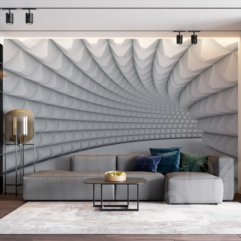 Pyramid Abstract Wallpaper