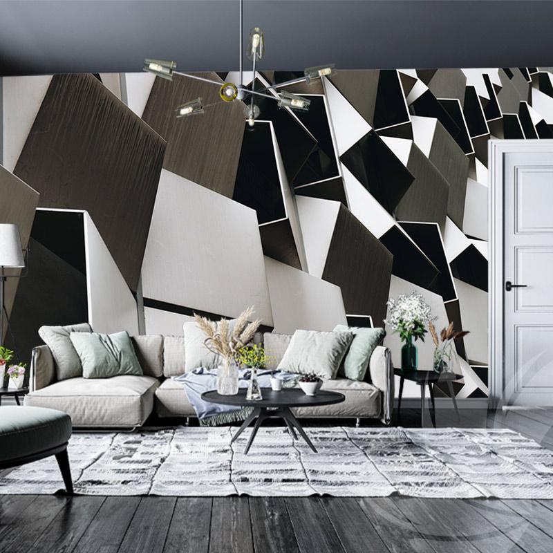 3D Wooden Texture Wallpaper
