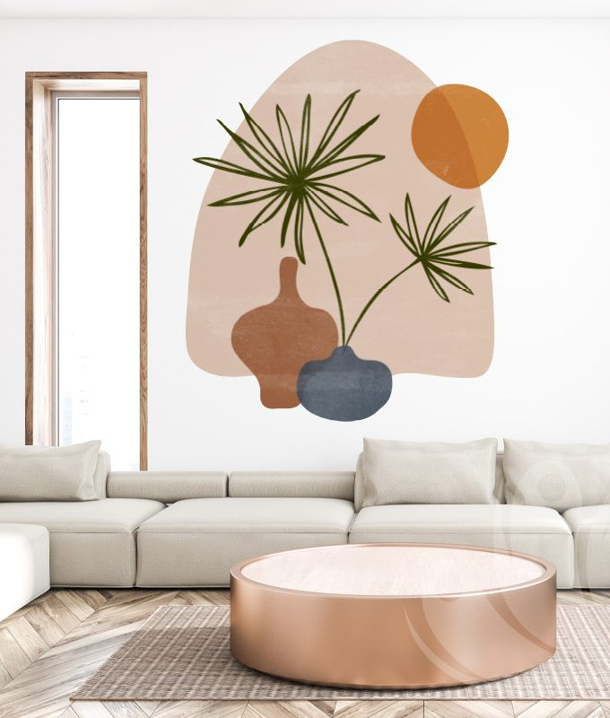 Plant Decor Wall Decal
