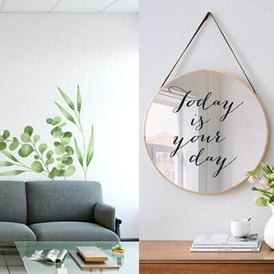 Fun decorating ideas for your walls